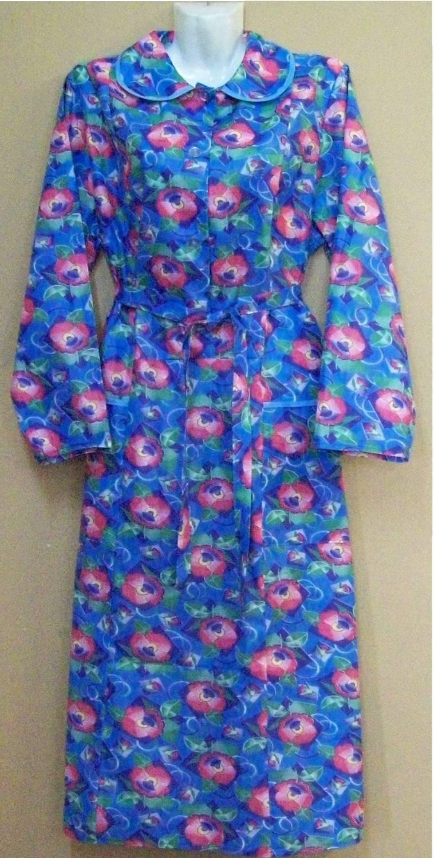 Сшить летнее платье из ситца 1